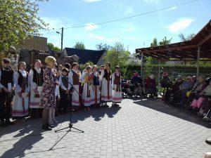 """""""Beržų"""" progimnazijos moksleivių koncertas"""