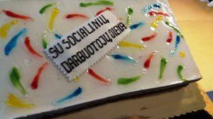 Socialinių darbuotojų diena