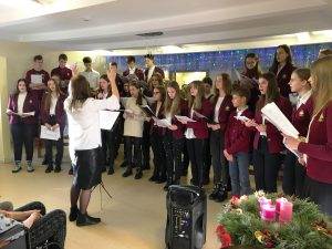 K.Paltaroko gimnazijos choro koncertas