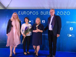 Europos burės 2020