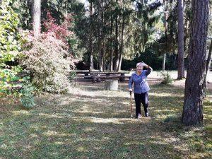Vėl miške